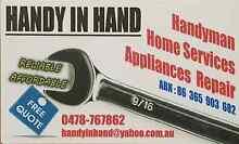 HANDY MAN  looking  other  hands Braybrook Maribyrnong Area Preview