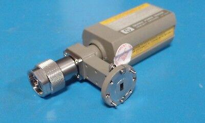 Keysightagilent Q8486a Waveguide Power Sensor 33-50ghz -30 To 20 Dbm