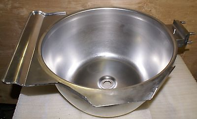 Hobart Hcm-450 Replacement Stainless Bowl Mixer Chopper Hcm Vcm Part 9000 New