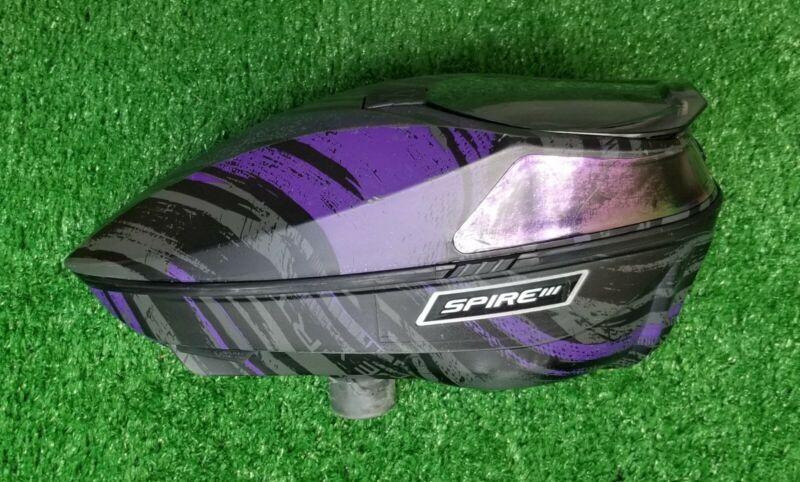 Virtue Spire III 3 230 Graphic Purple - Paintball