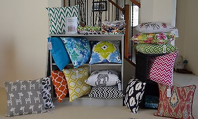 BELLA BAY CUSHIONS
