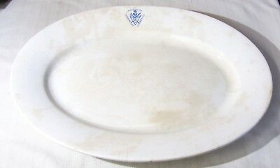 CANTON, IL.--VINTAGE--KNIGHTS OF PYTHIAS--BOHEMOND LODGE NO. 54--LARGE PLATTER
