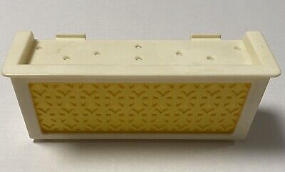 1978 Barbie A-Frame Dream House Replacement Part: Window Flower Box