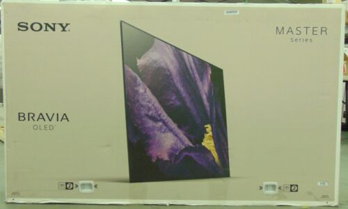 """Sony 65"""" Class OLED A9F Master Series 2160p Smart 4K UHD TV with HDR XBR65A9F"""