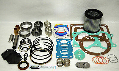 Quincy 340 29-33 Record Of Change Major Overhaul Kit