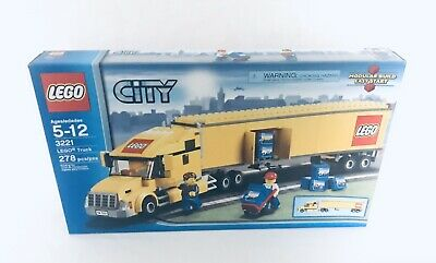 Lego 3221 Lego Truck Set