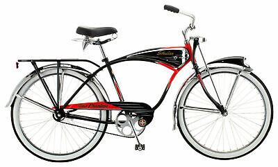 Schwinn Black Phantom Cruiser Bike, single speed, 26-inch wheels 125 Anniversary