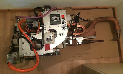 Roboter-punktschweißzange Düring, Typ Euro C-50 neuwertig robotic welding gun
