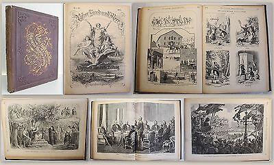 Über Land und Meer. Allgemeine illustrierte Zeitung Band 38, 1877, Nr. 27-52 xz