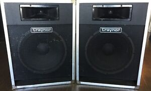 PA/DJ Speakers