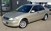 FORD LASER AUTO LOW KM SUB AMP REGO AND RWC Ravenhall Melton Area Preview