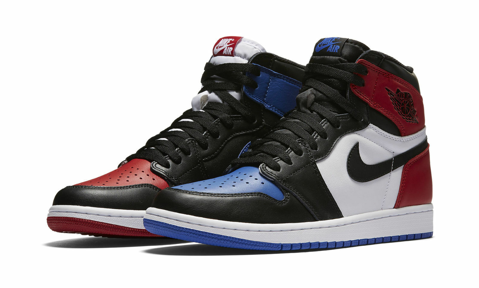 65ec892d2bf Air Jordan 1 Retro High OG Top 3 US 10.5 100 Authentic 555088 026 for sale  online | eBay