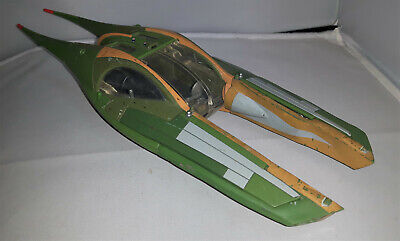 Star WarsZam Wesell's Speeder AOTCs ship vehicle (has playware & a few dinks)
