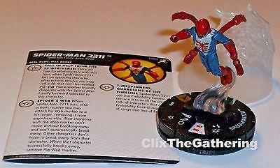 SPIDER-MAN 2211 059 Superior Foes Of Spider-Man Marvel HeroClix Super Rare