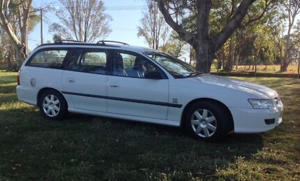 2006 Holden Commodore Wagon Bossley Park Fairfield Area Preview