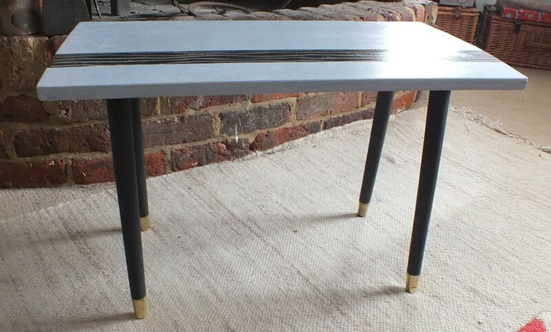 1960's table brought back to life!
