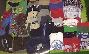 2T-3T Clothing Lot- 46 Pieces Total
