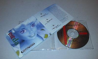 Single CD Die Fantastischen Vier Fanta 4 - Die da!?! 3.Tracks 1992 17 Single 8 (Fantastische Vier 8)