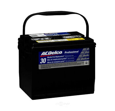 Battery-Silver ACDelco Pro 75PS