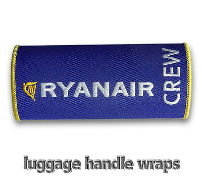 Ryanair Crew Luggage Handle Wrap