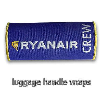 Ryanair Crew Luggage Handle Wrap