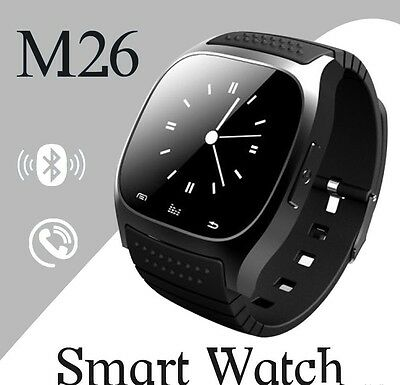 Montre Connectee Bluetooth Sans fil Smart Watch Telephone Camera Iphone Android