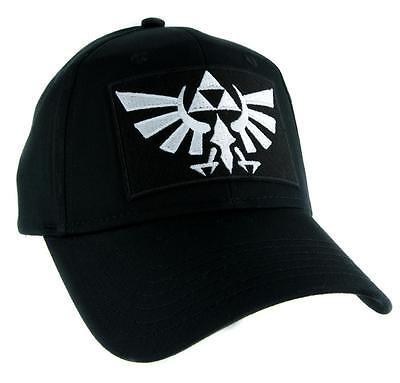 Wingcrest Hyrule Legend Of Zelda Triforce Casquette de Baseball Joueur Vêtements