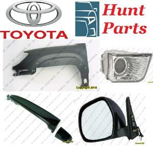 Toyota 4Runner 2003 2004 2005 Door Handle Outer Mirror Fender Flare Fog Lamp Light Ignition Coil Window Regulator