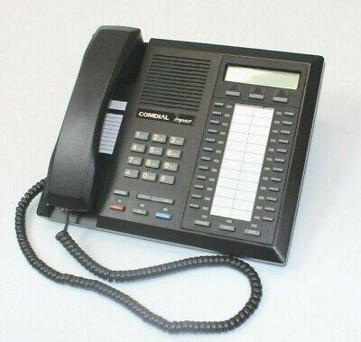 Comdial Impact 8024s-gt Black Speakerphone W Display - Conventional