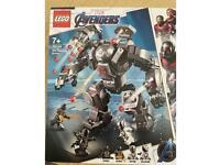 Lego war machine buster avengers