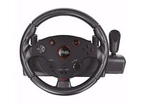Trust GXT 288 Racing Wheel with Pedals