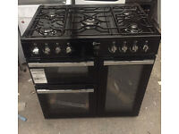 Flavel Milano Dual Fuel Range Cooker 90cm Wide **New / Display Item** Delivery Available