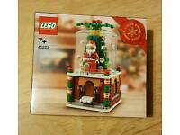 Lego Snowglobe Limited Edition 40223