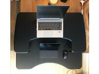 Varidesk ProPlus 36. Standing adjustable desk. Great for WFH