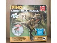 DINO giant wall puzzle used excellent Condition
