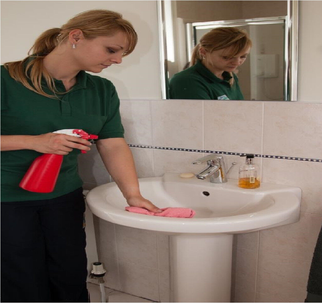 Domestc Cleaner End Of Tenancy Cleaning Intensive Deep House Lady