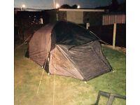 Vango 400+ sigma tent used condition