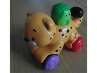 Fisher-Price Press and Go Cheetah