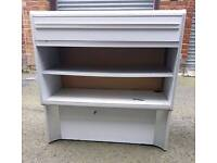 2 Shop Display Counters With Built In Lighting