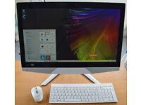 """Lenovo IdeaCentre AIO 700-24ISH All in One Windows 10 PC 23.8"""" 2TB Intel i5 8GB"""