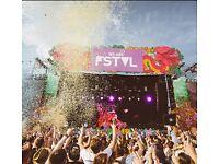 We are festival saturday 27th