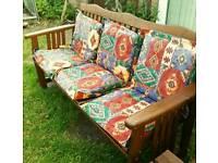 Swedish made garden furniture