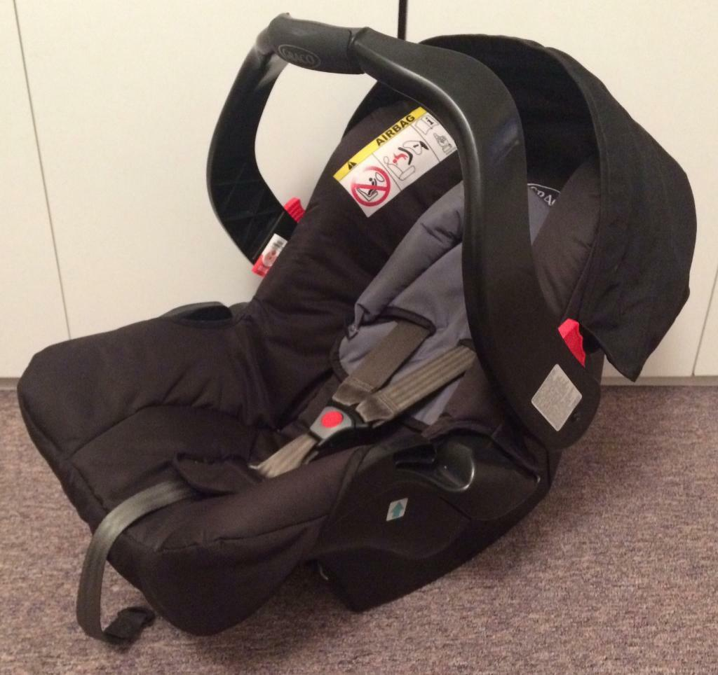 Graco Junior Universal Car Seat 0 13 Kg