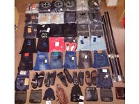 Tracksuits Jeans Jumpers Hoodies Belts Bags Shoes - True Religion Stone Island Armani Dsquared CP