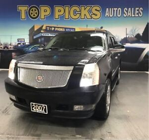 2007 Cadillac Escalade SHOWROOM CONDITION, WON'T FIND A CLEANER