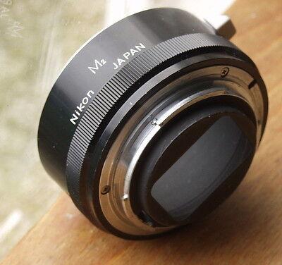 genuine Nikon M2 extension tube 27.43mm long