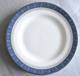 Royal Doulton Sherbrooke 6 3/4in / 16.5cm Cake Plate (8 available)