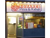 Takeaway Restaurant Business Pizza Shop Fast Food For Sale 5 Star Hygiene Fully Staffed & Equipped
