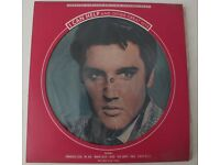 ELVIS PRESLEY SPECIAL LIMITED EDITION PICTURE DISC ALBUM