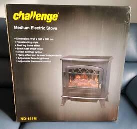 New Challenge Medium Electric Stove Heater